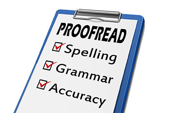 proofreading services pittsburgh